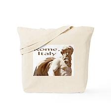 """""""Rome"""" Trevi Statue Tote Bag"""
