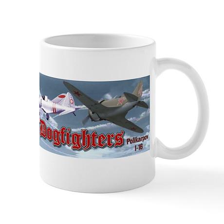 Dogfighters: I-16 vs Ki-27 Mugs