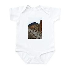 Mt. Vesuvius & Pompeii Infant Bodysuit
