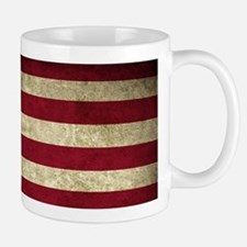 USA Flag - Grunge Mugs