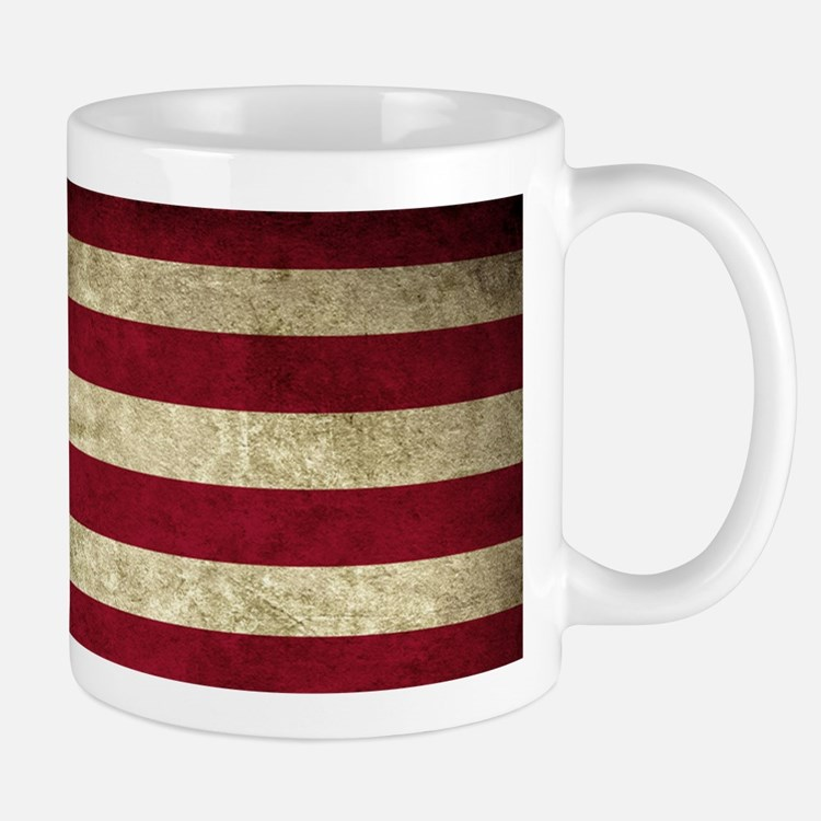 USA Flag - Grunge Mugs