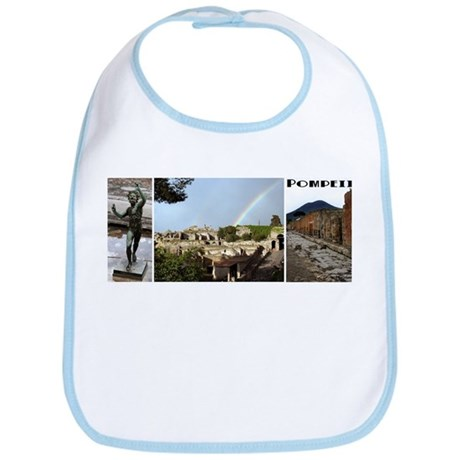 Pompeii, 3 photos Bib