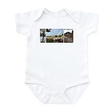 Pompeii, 3 photos Infant Bodysuit