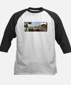 Pompeii, 3 photos Kids Baseball Jersey