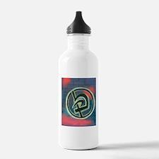 Krav Maga Graffiti Water Bottle