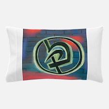 Krav Maga Graffiti Pillow Case
