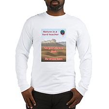 Nature teacher Long Sleeve T-Shirt