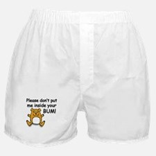 Gerby the Gerbil Boxer Shorts