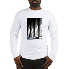 Couple at Colosseum Long Sleeve T-Shirt