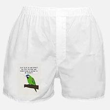 HDR Parrot Boxer Shorts