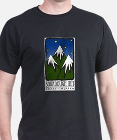 Cicely, Alaska's Sourdough Inn T-Shirt