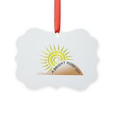 Bright Hump Day Ornament