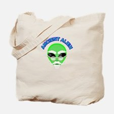 An Ancient Alien Tote Bag