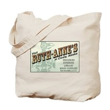 Ruth-Anne's of Cicely, Alaska Tote Bag