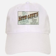 Ruth-Anne's of Cicely, Alaska Baseball Baseball Cap