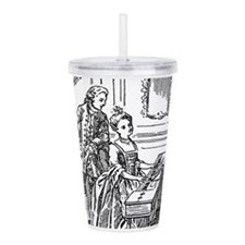 drawing-room_bl.png Acrylic Double-wall Tumbler