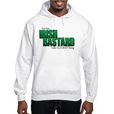 Irish Bastard Hoodie