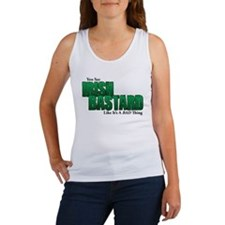 Irish Bastard Tank Top