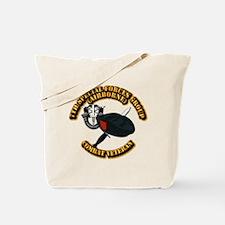 7th Special Forces - Combat Vet Tote Bag