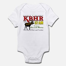 KBHR, Cicely, Alaska Infant Bodysuit