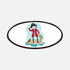 The pirate kid Patches