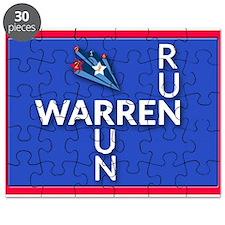 Run, Warren, Run Puzzle