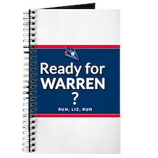 Ready for Warren? Journal