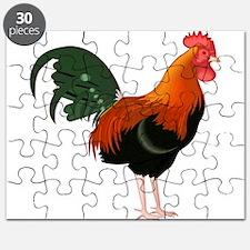 Unique Rooster Puzzle