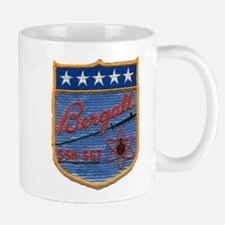 USS BERGALL Mug