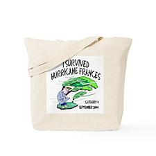 Hurricane Frances - Cat 4 Tote Bag