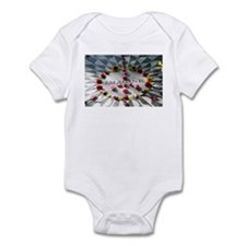 """""""Imagine,"""" Strawberry Fields, Infant Bodysuit"""
