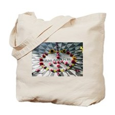 """Imagine,"" Strawberry Fields, Tote Bag"