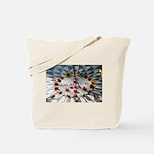 """Imagine,"" Strawberry Fields, Tote Bag"