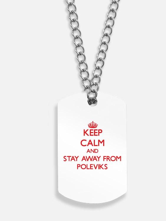 Cute Keep calm kelley Dog Tags
