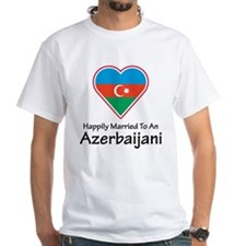 Happily Married Azerbaijani Shirt