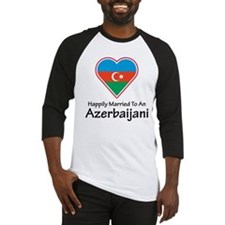 Happily Married Azerbaijani Baseball Jersey
