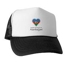 Happily Married Azerbaijani Trucker Hat