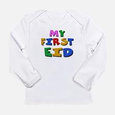 my first eid Long Sleeve T-Shirt