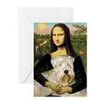 Mona's Wheaten Greeting Cards (Pk of 10)