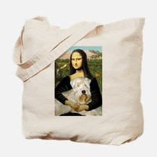 Mona's Wheaten Tote Bag