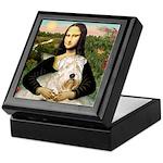 Mona's Wheaten Keepsake Box