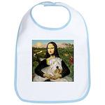 Mona's Wheaten Bib