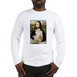 Mona's Wheaten Long Sleeve T-Shirt