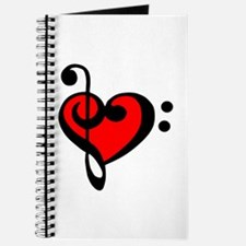 love my clef Journal