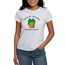 Irish Mom To Be Tee