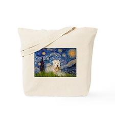 Starry / Wheaten T #1 Tote Bag
