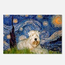 Starry / Wheaten T #1 Postcards (Package of 8)