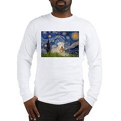 Starry / Wheaten T #1 Long Sleeve T-Shirt