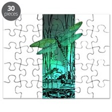 Unique Darn Puzzle
