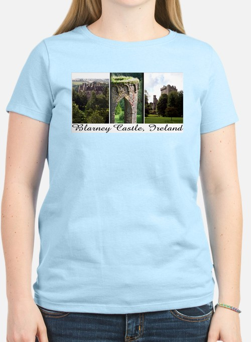 Blarney Castle, 3 vert. photo T-Shirt